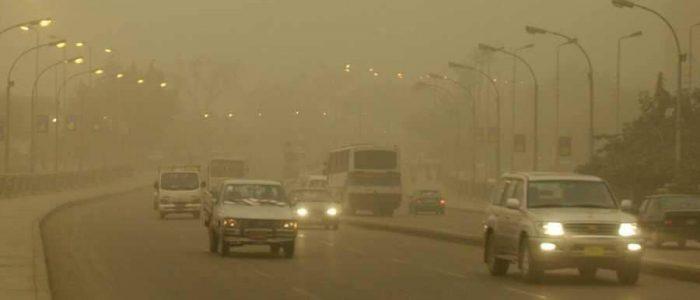 انقلاب بدرجات الحرارة في مصر