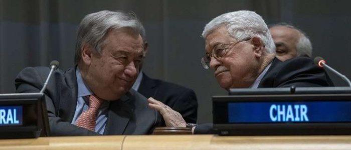"""فلسطين تتسلم رئاسة مجموعة الـ""""77 + الصين"""""""