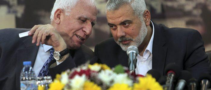 """الأحمد: """"حماس"""" لن تكون طرفا في الحكومة الفلسطينية المقبلة"""