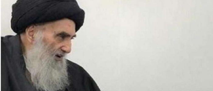 """السيستاني: يجب توثيق جرائم """"داعش"""" مثلما وثقت جرائم النازيين"""