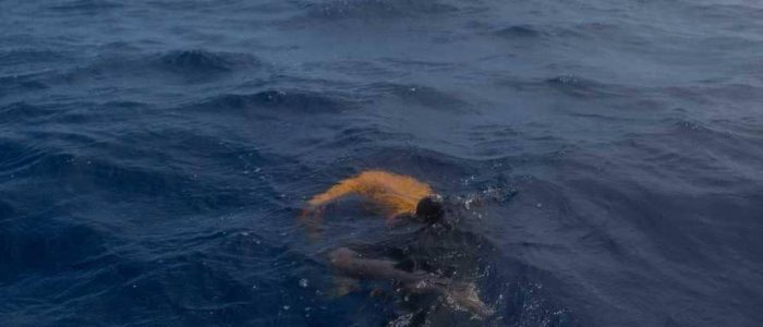 فقدان 117 مهاجرا قبالة السواحل الليبية