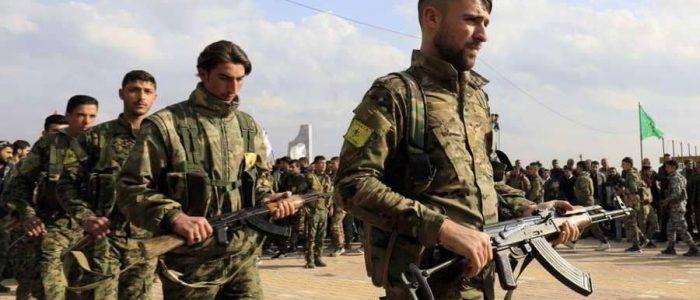 قوات سوريا الديمقراطية تحاصر داعش في ملاذه الأخير