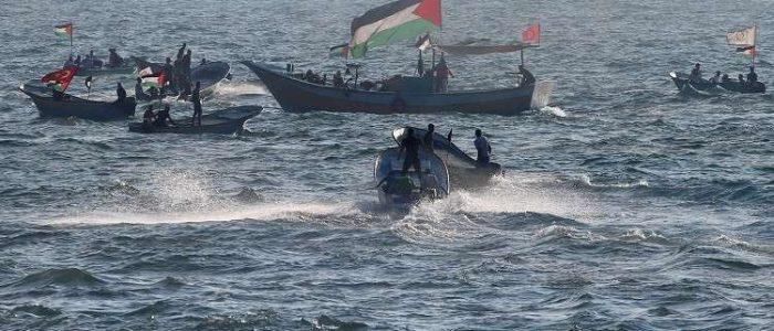 البحرية الإسرائيلية عثرت على قارب الصيادين المصريين المفقود