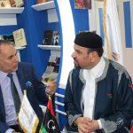 كواليس الجلسة الأولى بين وزراء ثقافة الشرق والغرب الليبي في معرض القاهرة الدولي للكتاب