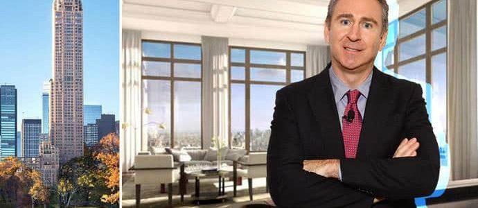 مدير التحوط يشتري أغلى منزل في تاريخ الولايات المتحدة مقابل 238 مليون دولار