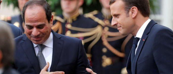 ماكرون: التطبيع مع الأسد قرار غير مسؤول ونتفق مع مصر في وجهات النظر بشأن سوريا