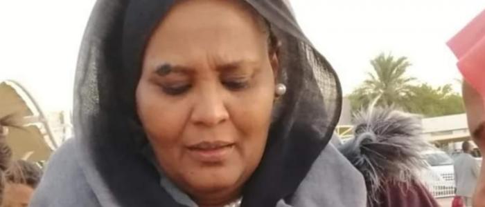 اعتقال ابنة زعيم المعارضة السوداني الصادق المهدي