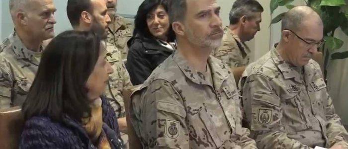 ملك إسبانيا يزور العراق لأول مرة منذ  عام40 عام