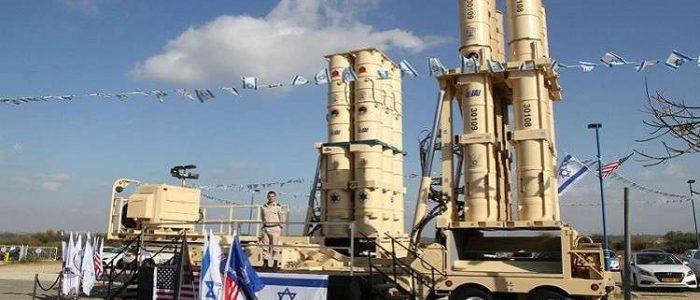 إسرائيل تختبر بنجاح منظومة مضادة للصواريخ الباليستية