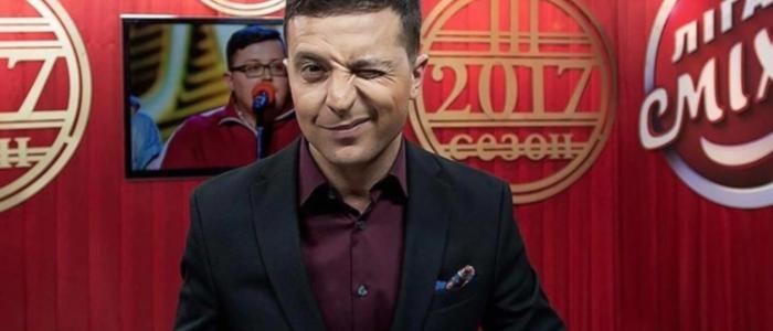 نجم كوميدي يتصدر قائمة المرشحين لرئاسة أوكرانيا