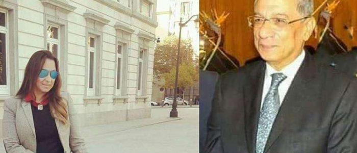 اختراق صفحة ابنة المستشار هشام بركات ونشر أكاذيب لإثارة الرأي العام