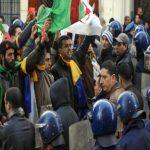 مسيرات شعبية مناهضة لترشح بوتفليقة للرئاسة