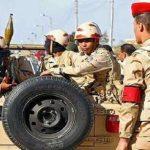مقتل 15 عسكريا وإصابة آخرين بهجوم إرهابي شمالي سيناء