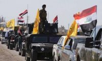 الحشد الشعبي العراقي يعلن استهداف طائرة استطلاع حلقت فوق أحد مقراته قرب بغداد