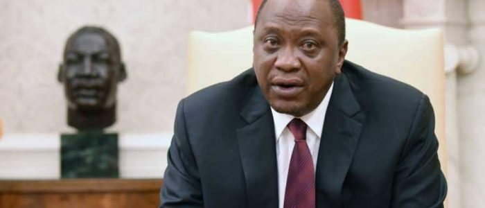 اعتقال الرئيس الكيني المزيف