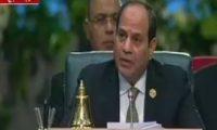 السيسي: الارتقاء بحقوق الإنسان أحد أهم أولويات رؤية مصر 2030