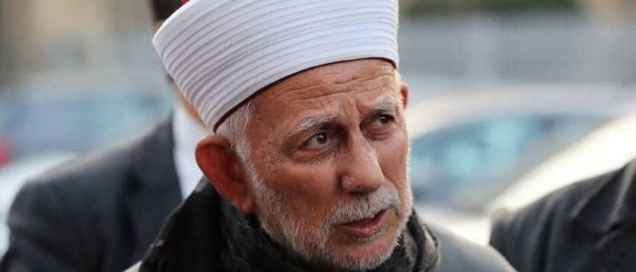 إسرائيل تطلق سراح رئيس الأوقاف في القدس