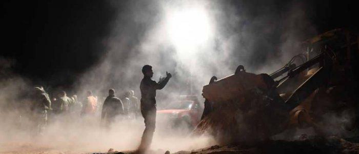 العثور علي  مقبرة جماعية للإيزيديين في سوريا