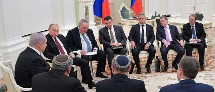 إسرائيل: تجاوزنا الأزمة مع روسيا والعمل ضد العدوان الإيراني مستمر