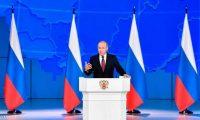 بوتين: مهتمون باستعادة العلاقات مع أوروبا