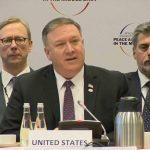مايك بومبيو: ترامب سيواصل زيادة الضغط على إيران