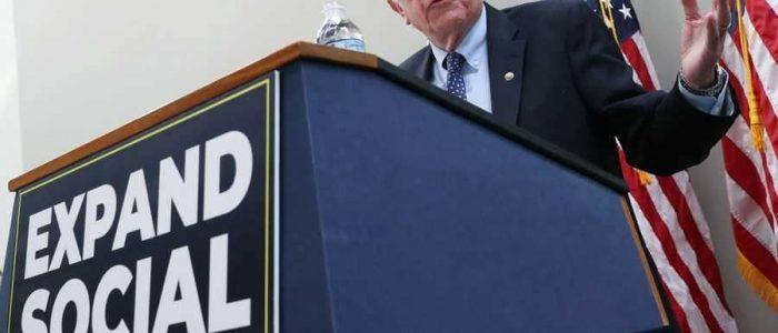 ساندرز جمع مليون دولار خلال ساعات لحملته الانتخابية 2020