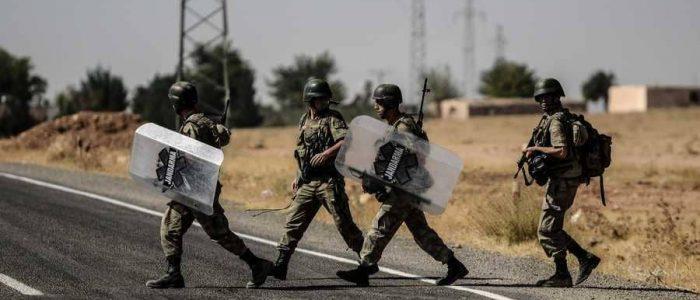 انفجار قرب حاجز عسكري في تركيا