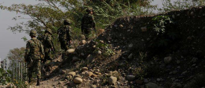 ارتفاع عدد العسكريين الفنزويليين المنشقين إلى 167