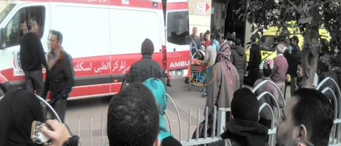 حريق هائل بمحطة مصر وسقوط ضحايا