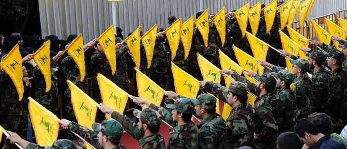 "تنامي دور حزب الله في لبنان ""يقلق"" واشنطن"