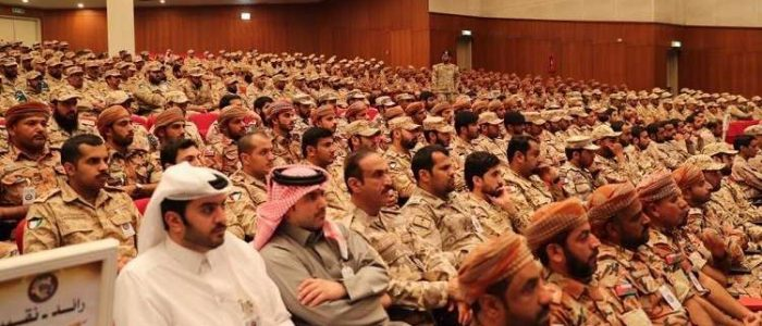 """قطر تعلن مشاركة قوات بحرية وبرية في تمرين """"درع الجزيرة 10"""" بالسعودية"""