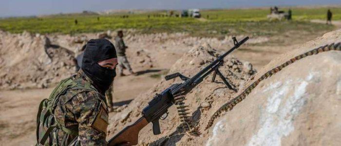 """""""هجوم الحسم"""" ضد داعش شرقي سوريا رهن بإجلاء المدنيين"""