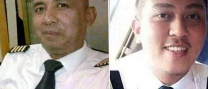 شخص واحد فقط كان حيّا عند اختفاء الطائرة الماليزية