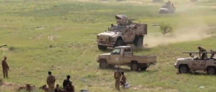 قوات الحزام الأمني تحرر أكبر معسكر للقاعدة في اليمن