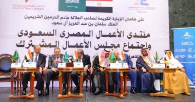 استثمارات المملكة العربية السعودية فى مصر 54 مليار دولار
