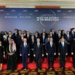 مؤتمر وارسو وضع إيران في موقع جديدا على الخريطة الدولية