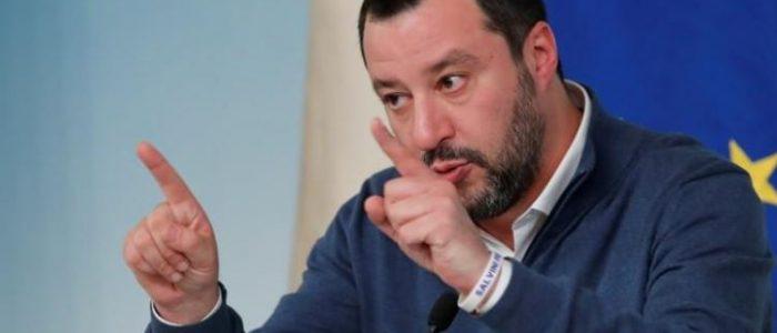 مجلس الشيوخ الإيطالي يمنع تحقيقا مع سالفيني بشأن منع دخول مهاجرين