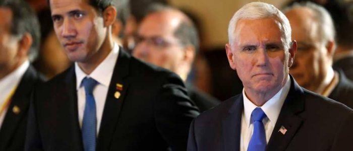 مايك بنس: الخيار العسكري مطروح بشأن فنزويلا