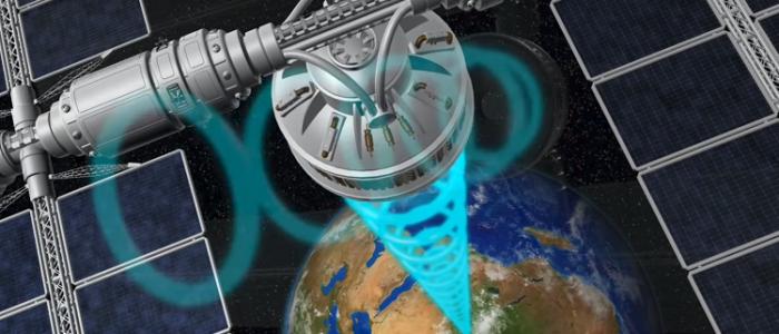 """الصين تبني أول """"محطة كهرباء فضائية"""" في العالم"""