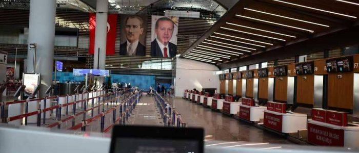 فشل جديد في افتتاح مطار إسطنبول