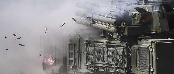 """أبوظبي تطلب من موسكو تطوير صواريخ """"بانتسير"""" الإماراتية"""