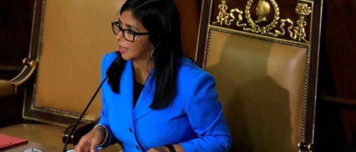 نائبة الرئيس الفنزويلي تزور موسكو يوم الجمعة