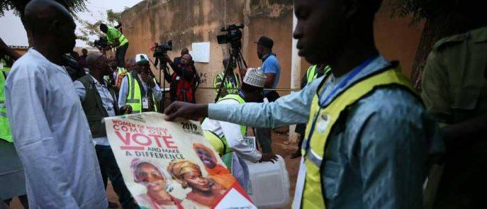 دوي انفجارات على وقع الانتخابات الرئاسية في نيجيريا