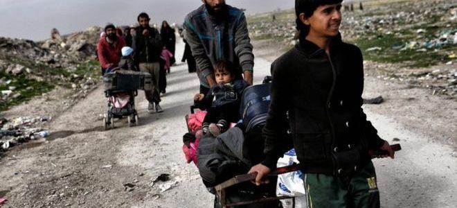 فاينانشال تايمز: تزايد المخاوف على أطفال داعش