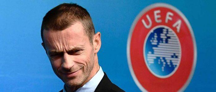 انتخاب السلوفيني ألكسندر تشيفرين رئيسا للاتحاد الأوروبي لكرة القدم