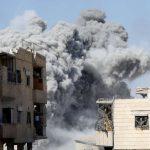 واشنطن تدعو إلى وقف النار فى إدلب السورية