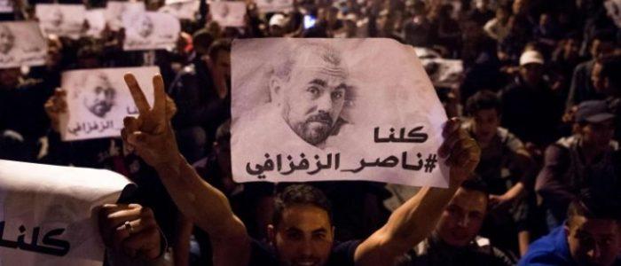 الآلاف يتضامنون في بروكسيل مع معتقلي الحراك الشعبي في ريف المغرب