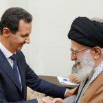 زيارة الأسد إلي طهران تكشف الخلافات في إيران
