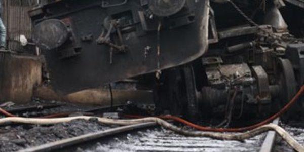 الأمن يلقى القبض على سائق جرار قطار حادث محطة مصر