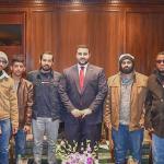 الأمير خالد: سأكون سيفا لوزير الدفاع في وجه كل معتد على وطنه